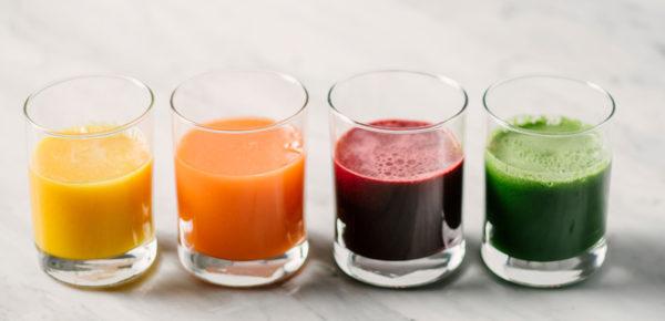 Les jus de légumes pour une santé de fer